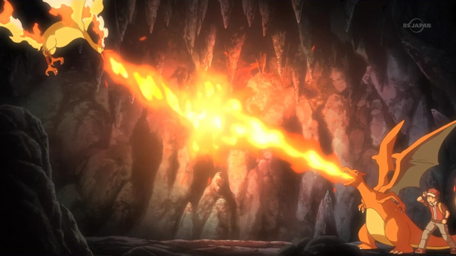 File:Red's Charizard Moltres Flamethrower PO.png