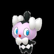 574Gothita Pokémon HOME