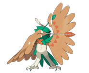 724Decidueye Z-Move artwork