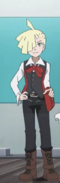 Gladion traveling outfit