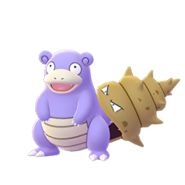 Slowbro GO Shiny