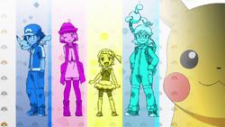 Title Card XY Pikachu