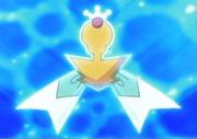 Aqua ribbon
