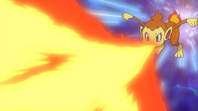 File:Flint Chimchar Flamethrower.png