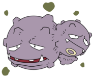 110Weezing OS anime 3