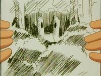 관철의 스케치 속 에레키드