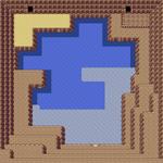 밀물 여울의 동굴 입구