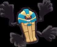 563Cofagrigus Pokemon Mystery Dungeon Gates to Infinity