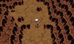 환상동굴 황금마을 남쪽