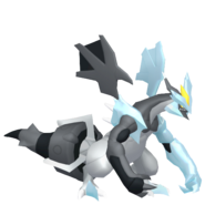 646Black Kyurem Pokémon HOME