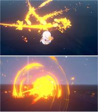 Flare Blitz VIII