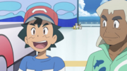 Ash and Samson Oak