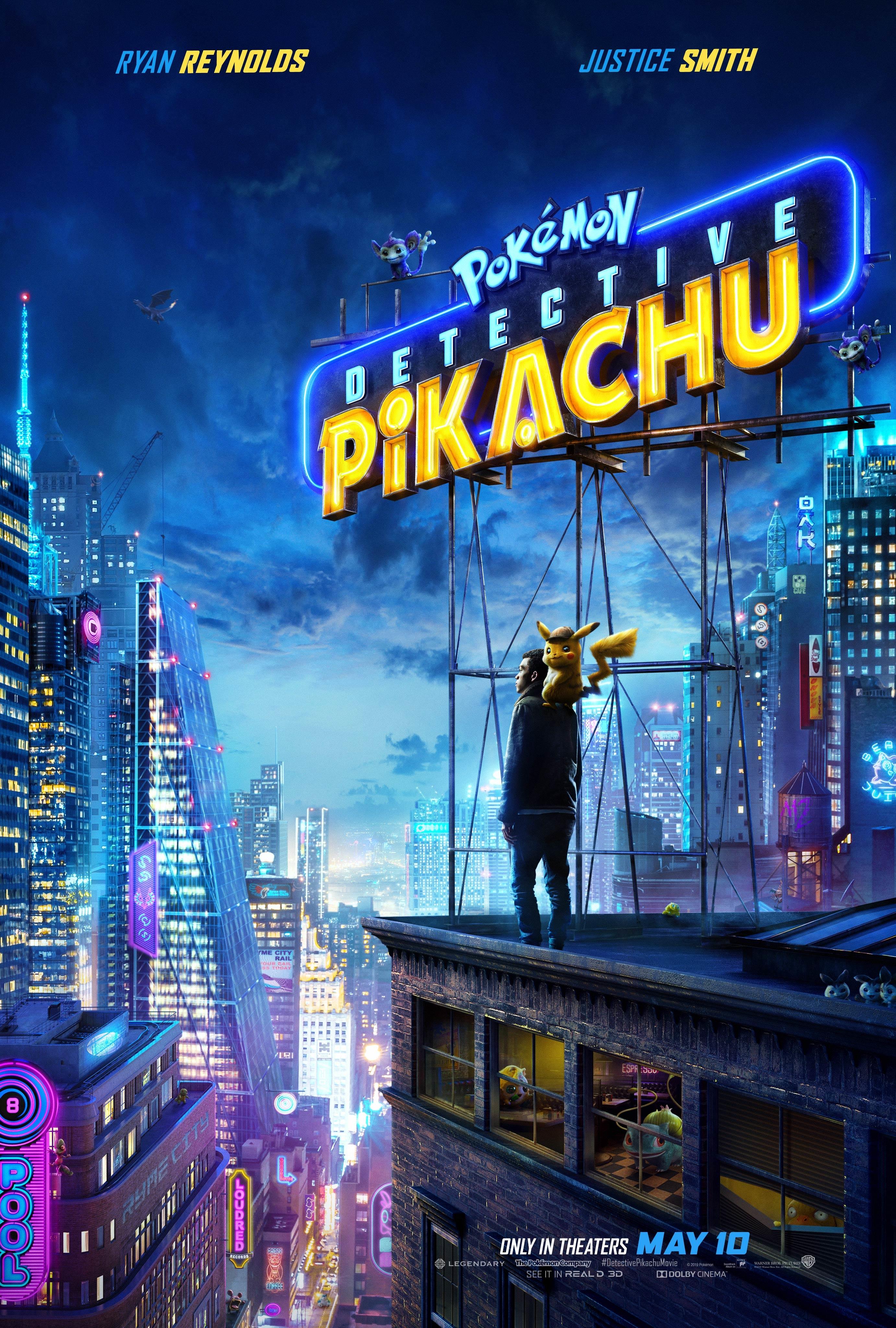 Pokemon Detective Pikachu Pokemon Wiki Fandom