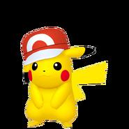 025Pikachu Kalos Cap Pokémon HOME
