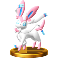 Sylveon trophy SSBWU