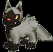 261Poochyena Pokémon Colosseum