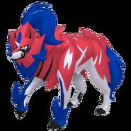 889Zamazenta Hero of Many Battles Pokémon HOME