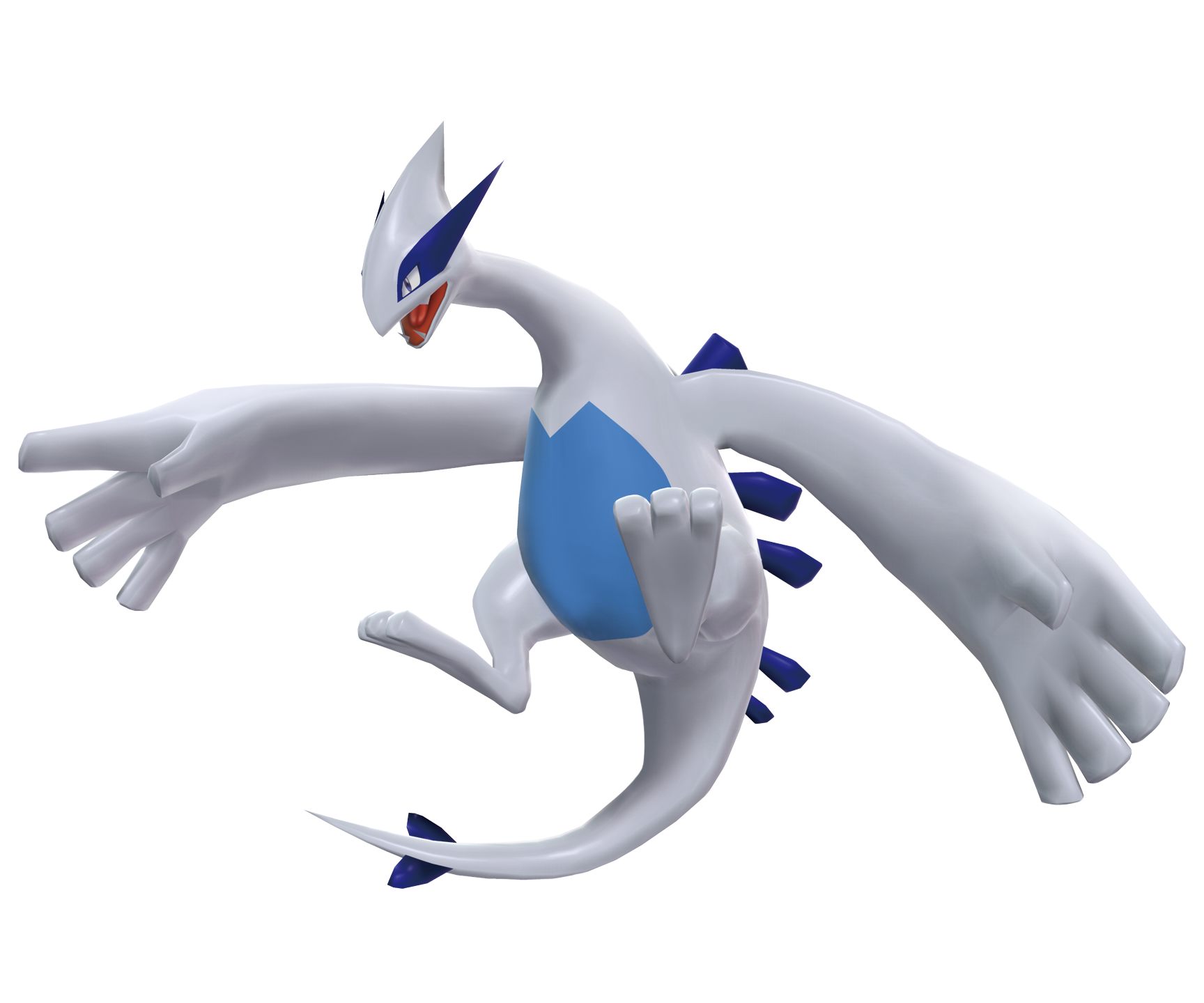 Image - 249Lugia Pokemon Battle Revolution.png | Pokémon