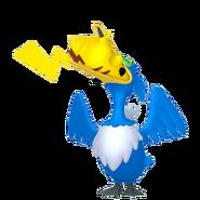 845Cramorant Gorging Pokémon HOME