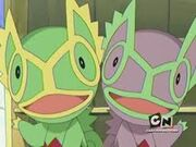 Kecleon Brothers anime