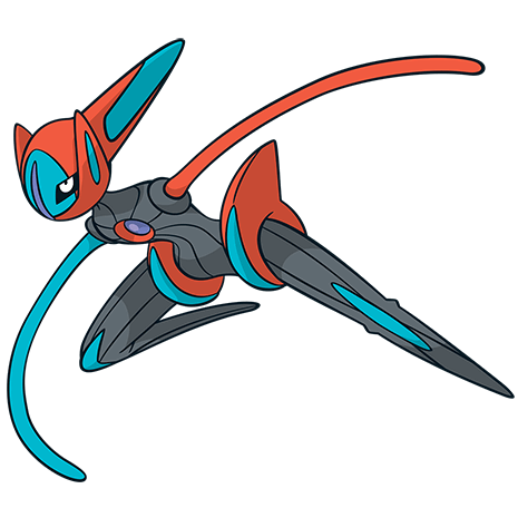Deoxys | Pokémon Wiki | FANDOM powered by Wikia
