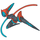 386Deoxys Speed Forme Dream