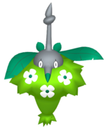 413Wormadam Plant Cloak Pokémon HOME
