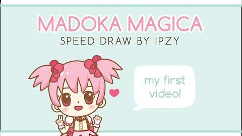Madoka Speed Draw (Watch in HD!)