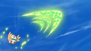 Ash Rowlet Razor Leaf