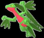 253Grovyle Pokémon HOME