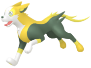 836Boltund Pokémon HOME