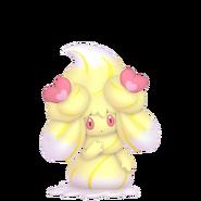 869Alcremie Lemon Cream Love Sweet Pokémon HOME