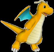 149Dragonite Pokemon PokéPark