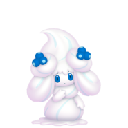 869Alcremie Salted Cream Berry Sweet Pokémon HOME