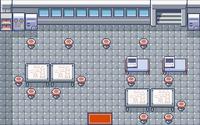 이끼 우주 센터 1층
