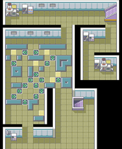 FRLG 관동 로켓단 아지트 지하 3층