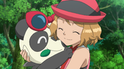 Serena and Pancham