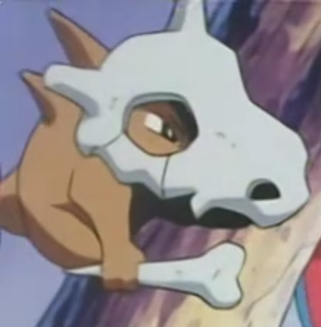 Temacu father Cubone