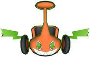 479Rotom Mow Rotom Pokémon PokéPark