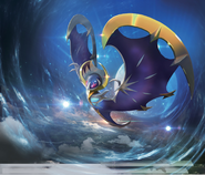 Lunala Pokemon TCG Sun & Moon