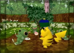 Viridian Forest Hey You, Pikachu