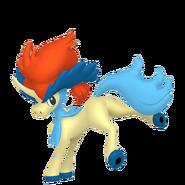 647Keldeo Ordinary Pokémon HOME