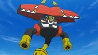 Tapu Bulu anime