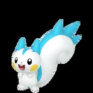417Pachirisu Pokémon HOME