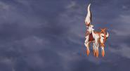 Arceus Fire Type