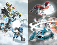 BW2 Possible version differences