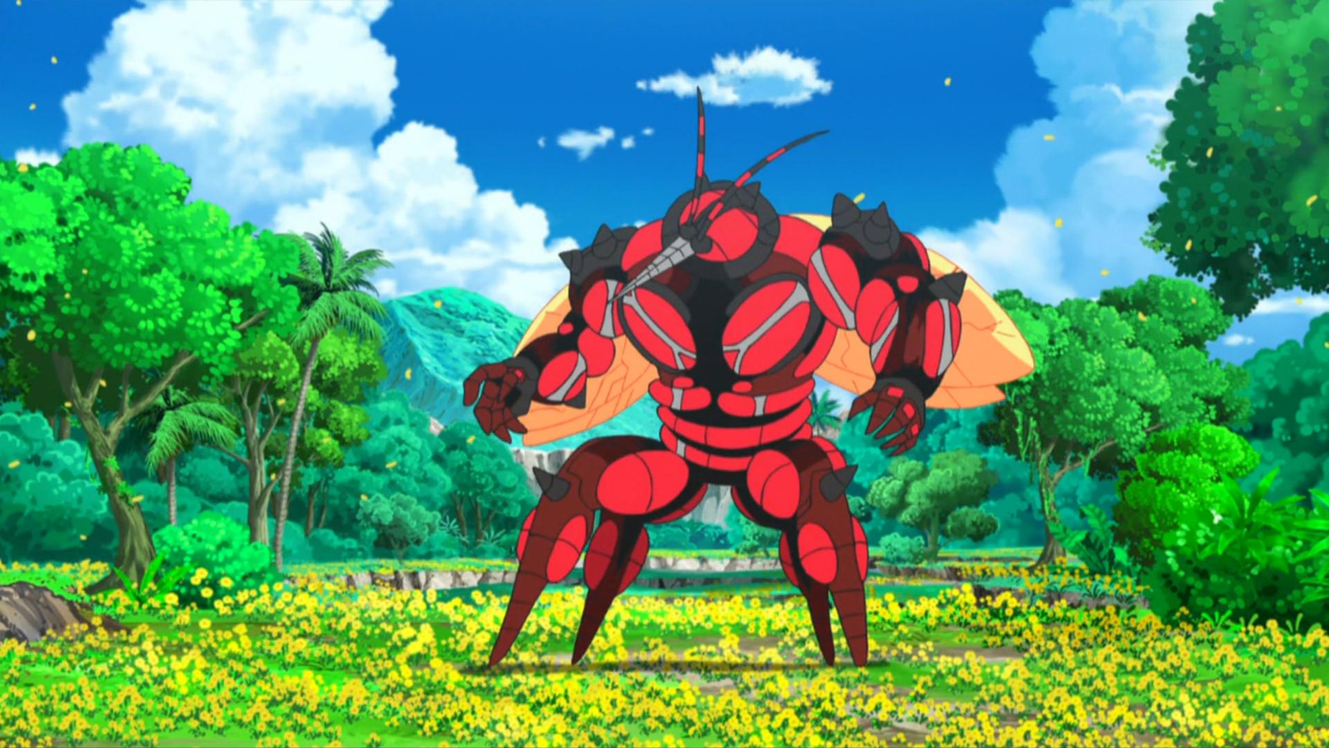 Buzzwole anime