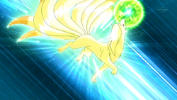 Pirate Ninetales Energy Ball