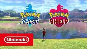 Pokémon Sword & Pokémon Shield – Your adventure begins (Nintendo Switch)