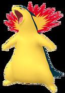 157Typhlosion Pokémon HOME